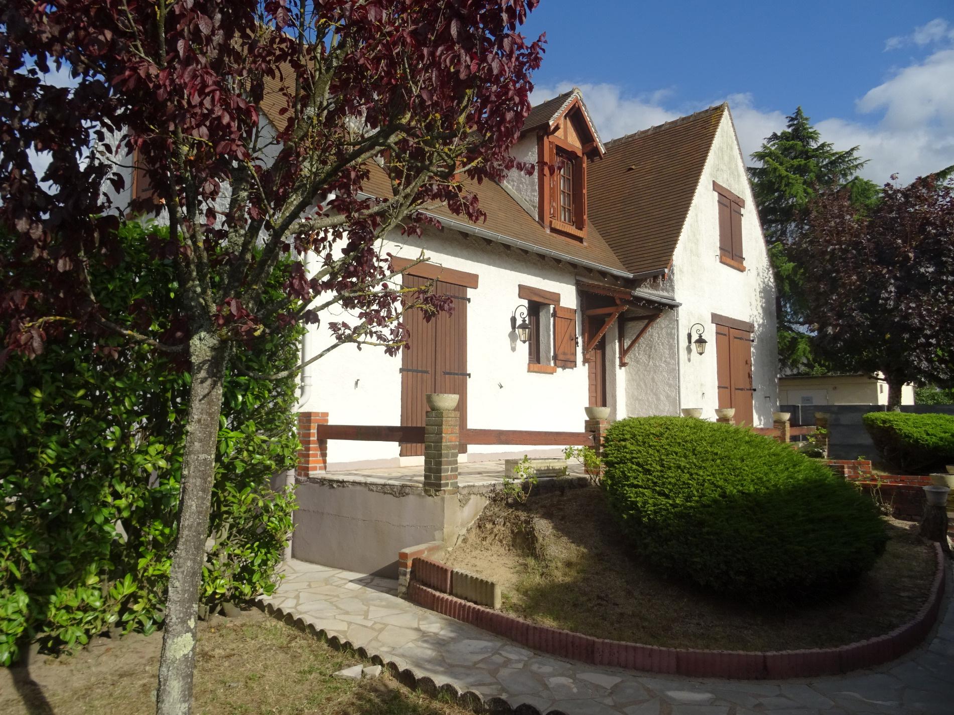 Annonce vente maison fleury les aubrais 45400 160 m for Vente bien immobilier atypique