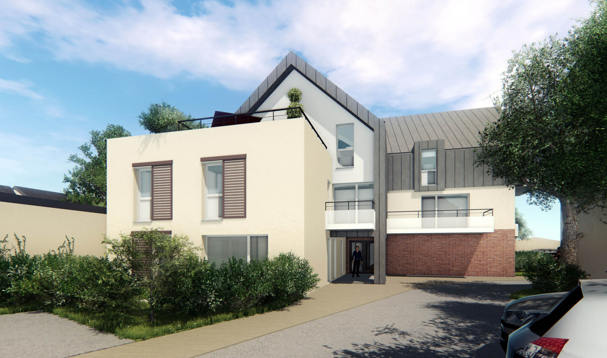 Annonce vente appartement orleans 45100 25 m 234 600 for Annonces immobilier neuf
